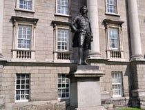 Статуя в Дублине Стоковые Изображения RF