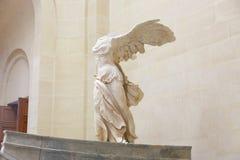 Статуя в жалюзи Стоковая Фотография