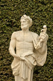 Статуя в парке дворца Версаль Стоковое Изображение RF