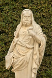 Статуя в парке дворца Версаль Стоковое Изображение