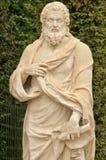 Статуя в парке дворца Версаль Стоковые Изображения
