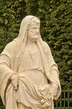 Статуя в парке дворца Версаль Стоковые Изображения RF