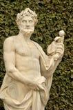 статуя в парке дворца Версаль Стоковое фото RF