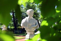 Статуя в саде Александра парка Стоковое фото RF