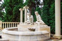 Статуя влюбчивых пар Стоковая Фотография