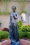Статуя влюбленности Стоковая Фотография RF