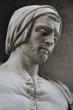 Статуя в della Signoria аркады Стоковые Фотографии RF