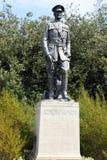 Статуя генерала Джона Pershing около музея DeYoung в Golden Gate Park Стоковое Изображение RF
