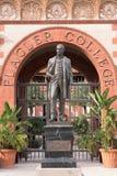 Статуя Генри Flagler стоковая фотография
