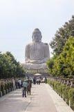 статуя гиганта Будды Стоковые Изображения RF