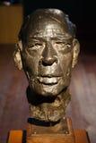 Статуя головы Генри Миллер Стоковая Фотография RF