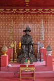 Статуя греха короля Tak Стоковое Фото