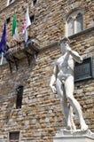 статуя Давида Стоковое Изображение