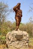 Статуя Давид Ливингстон стоковое фото