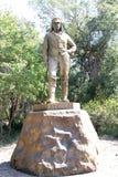 Статуя Давид Ливингстон Стоковое Изображение