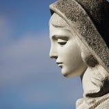 Статуя девственницы Mary Стоковые Изображения
