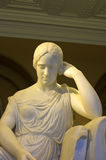 статуя девушки Стоковое фото RF