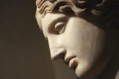 статуя детали Стоковые Изображения RF
