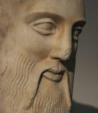 статуя детали Стоковая Фотография