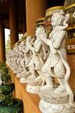 статуя детей Стоковое Изображение RF