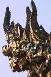 статуя дракона Стоковые Изображения RF