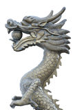 статуя дракона Стоковое Изображение