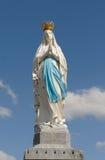 Статуя девой марии, Лурд Стоковое Изображение RF