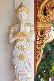Статуя женщины. стоковое изображение