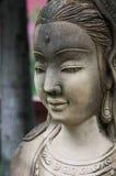 Статуя женщины Стоковые Фото