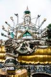 Статуя женщины Стоковая Фотография RF