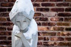 Статуя женщины Стоковое Изображение RF
