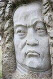 Статуя Жоюанн Себастиан Бачю Стоковое Изображение RF