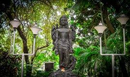 Статуя индусского идола Стоковые Изображения RF