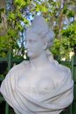 Статуя иносказания мира Стоковая Фотография