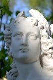 Статуя иносказания дня Стоковое фото RF