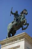статуя Испании oriente iv madrid felipe квадратная Стоковые Изображения