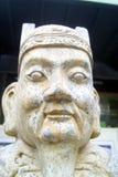 Статуя Китая старая человека, в Шэньчжэне Стоковые Фото
