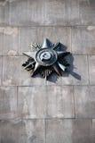 статуя коммунизма Стоковые Фото
