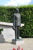Статуя короля Frederik в Копенгагене стоковые фото