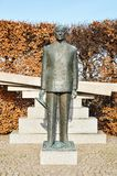 Статуя короля Frederik в Копенгагене стоковое изображение