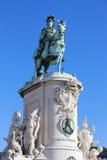 Статуя короля Хосе i Стоковые Изображения