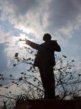 Статуя Ленина, парк памятного подарка Стоковая Фотография