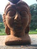 статуя лорда Будды стоковое изображение rf
