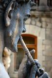 Статуя лотка Стоковые Изображения RF