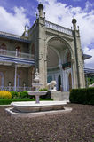 статуя льва стоковое фото