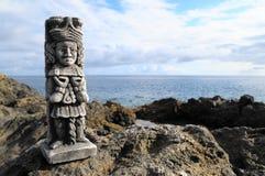 Статуя Майя Стоковые Изображения RF