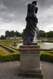 Статуя места r Blenheim Стоковое Фото