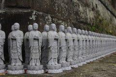 Статуя монаха Стоковые Изображения