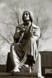 Статуя Монреаля Николая Коперника Стоковое фото RF