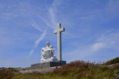 Статуя Мэриан Стоковые Изображения